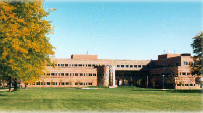 Natural and Environmental Science building
