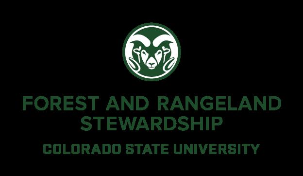 Department of Forest and Rangeland Stewardship logo