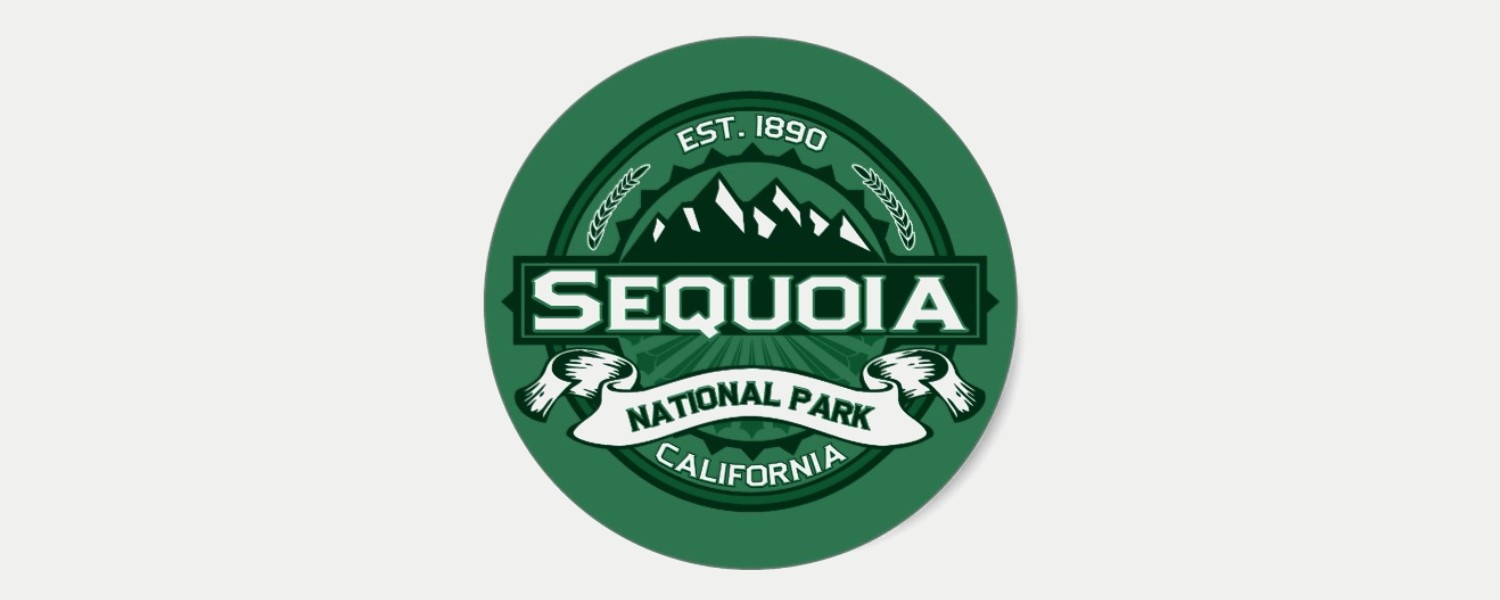 Sequoia National Park logo
