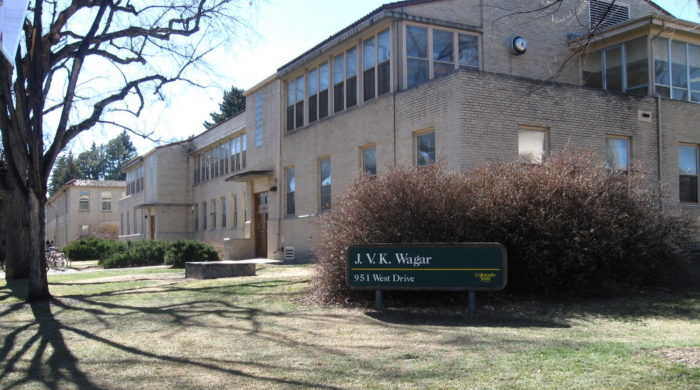 picture of Wagar building