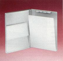 Photo of metal waterproof clipboard