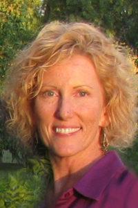 Headshot of Kaye Holman