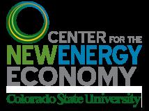 CSU Center for the New Energy Economy logo