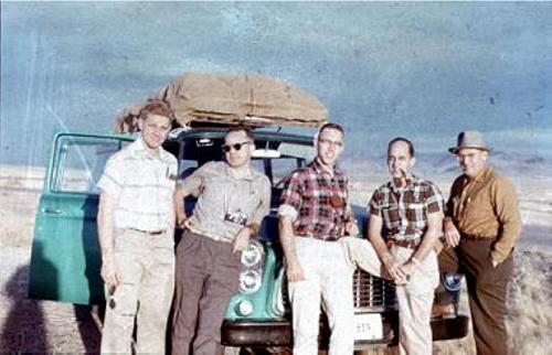 Field Trip 1960