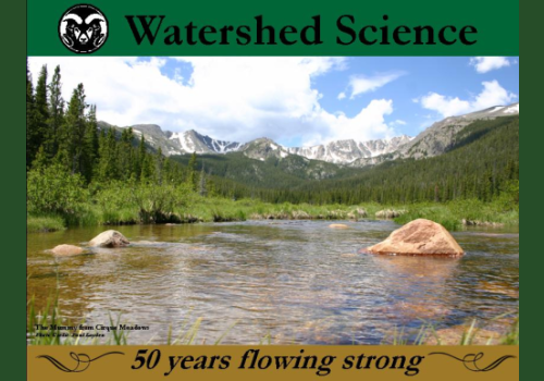 CSU watershed science image