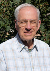 Frank G. Etheridge, Emeritus Faculty