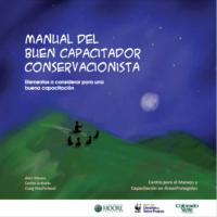 manual del buen capacitador conservacionista