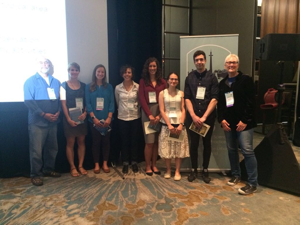 North American Congress for Conservation Biology Award Winners