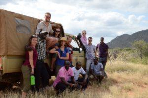 Kenya field trip