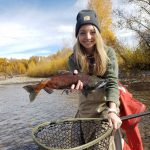 Kokanee Salmon, Gunnison River, Colorado
