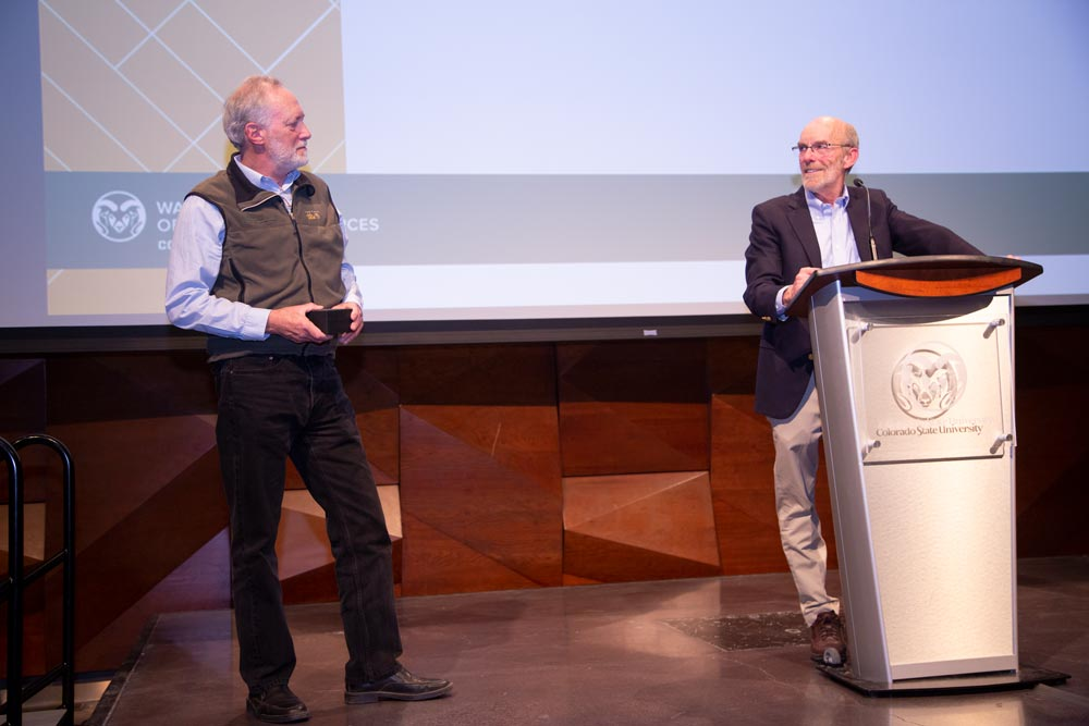 wetland researcher receives award