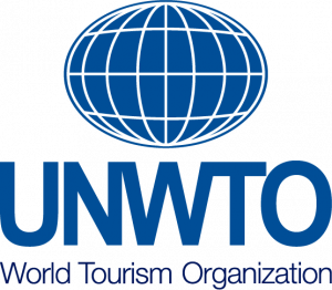 logo for the United Nations World Tourism Organization