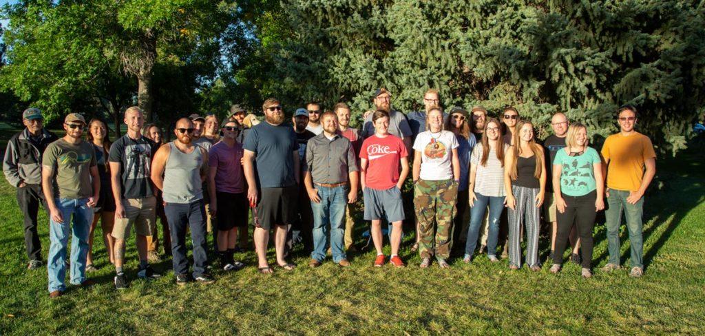 CSU Alpha Group Photo