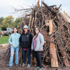 SAF Alpha construct CSU Bonfire