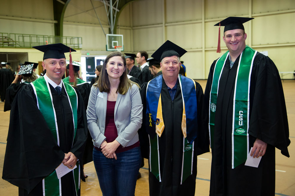 CSU FESA graduates