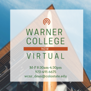 Warner college contact info