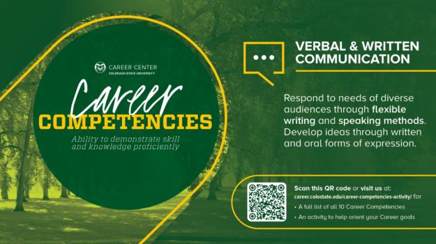 Career Competencies VerbalWrittenComm LCD V1